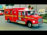 Çizgi film - Ambulans, Polis arabası ve Yarış Arabası - Video çocuk için