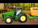 Tractor Fairy Tale for Kids Kłopoty z przyczepa Bajki Traktor dla Dzieci Animacje