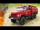 МУЛЬТИКИ! Машинки для детей Пожарная Машина Сборник 1 час Мультфильмы для Детей