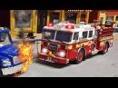 Мультик про Пожарную машину и Машинки в Городе Видео для детей