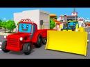 Grande Tractor y Rápido Amigos - Episodios Completos - Caricatura de carros