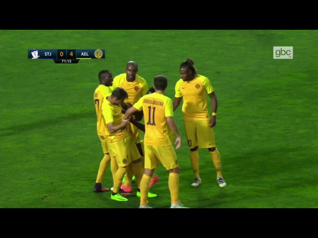 St Josephs [Gibraltar] - AEL Limasol [Cyprus] - 04 (29.06.2017)