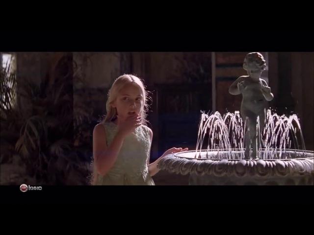 Отрывок из фильма (Большие надежды 1998 ) Первый поцелуй у фонтана ►filmCUT