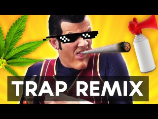 We Are Number One but it's a Trap Remix