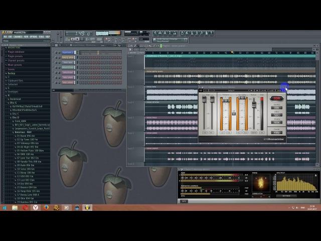 невиDимка Madonna Like A Virgin remake by невиDимка FL Studio проект project fruity loops