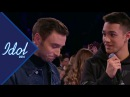 Det är rätt sjukt att höra det Idol Sverige TV4