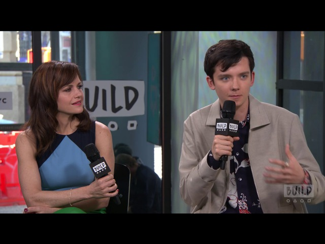 Asa Butterfield And Carla Gugino Discuss The Film, The Space Between Us