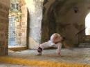 Queda de rim, Capoeira technique from the Akban-wiki