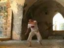 Rabo de Arraia, Capoeira technique from the Akban-wiki