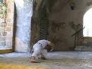 Rasteira do chão, Capoeira technique from the Akban-wiki