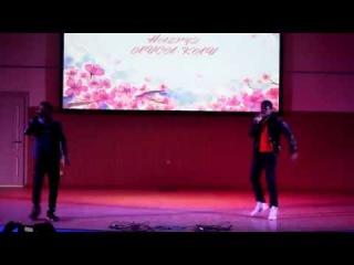 Навруз КАИ 2017 :: Рэп