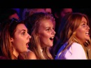 Эта девушка буквально ошарашила судей шоу своим фантастическим голосом!