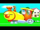 Песни из мультфильмов Паровоз букашка
