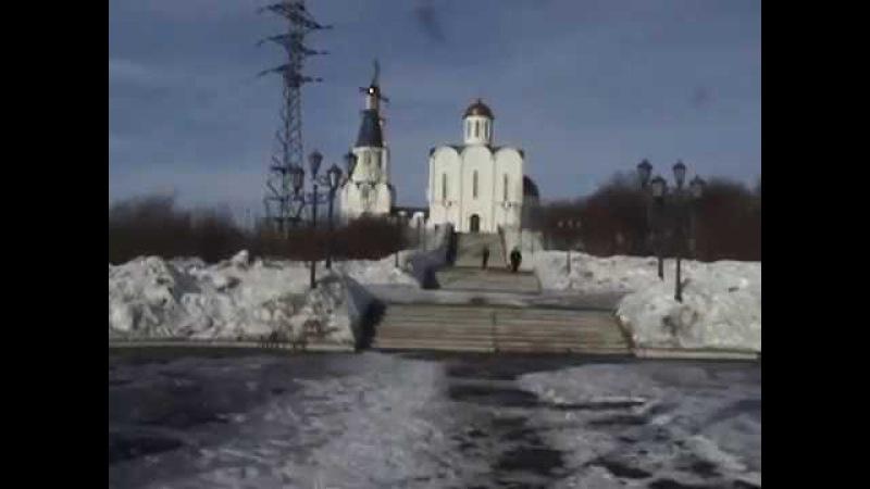 Мурманск-Гремиха Зима 2006 г.