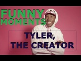 Tyler The Creator FUNNY MOMENTS (BEST COMPILATION) 2017