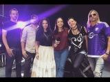 Evanescence Interview w Gabriella Bridi on Globo News (04212017)