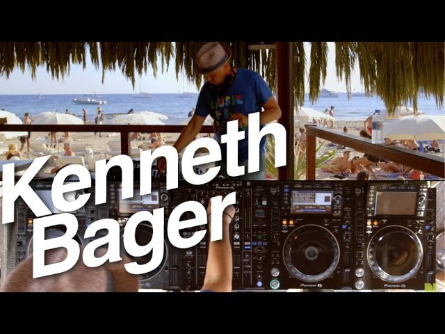 Kenneth Bager - DJsounds Show 2016