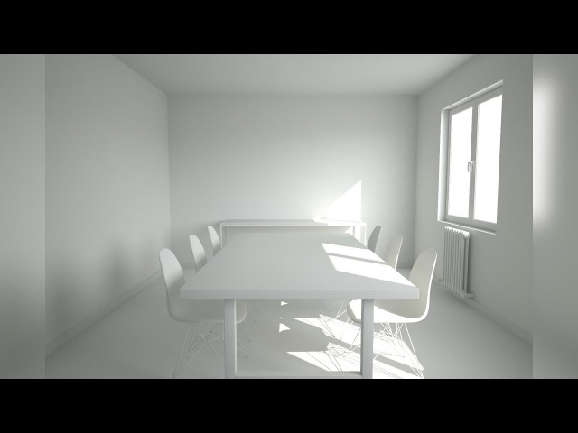 Tutorial No.75 : VRAYforC4D 3.4 Free Lighting Course | Interior Lighting | (Part 2 of 8 )