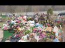 Искусственные цветы на кладбищах это наша общая катастрофа