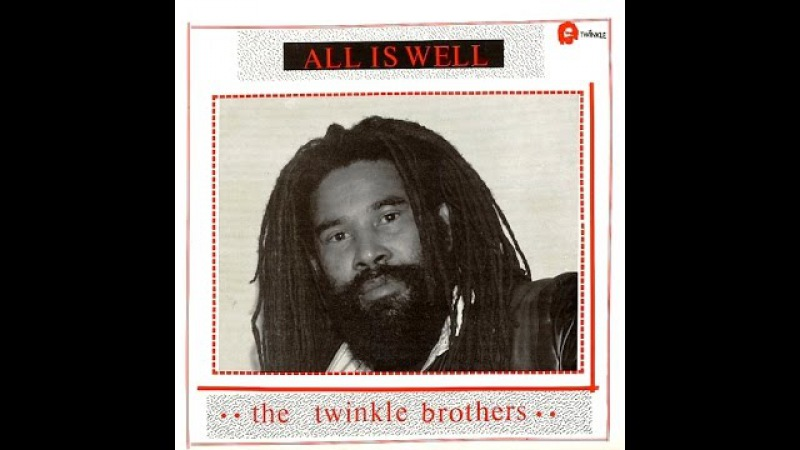 The Twinkle Brothers_All Is Well (Album) 1990