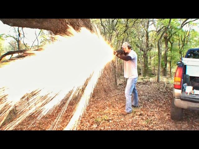 Титановой стружкой из дробовика! | Разрушительное ранчо | Перевод Zёбры