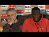 Jose Mourinho &amp Eric Bailly FULL PRESS CONFERENCE! Manchester United vs Saint Etienne