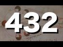 A = 432Hz