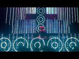 David Guetta Feat. Kelly Rowland - Commander LIVE IN BELGRADE - BEOGRADSKA ARENA 2010