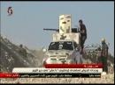 Syrian Arab Army units targeting Da'ash terrorists in Deir al-Zour