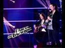Маргарита и Емилия - Hero - Гласът на България 4 – Кастинги 25.03.2017