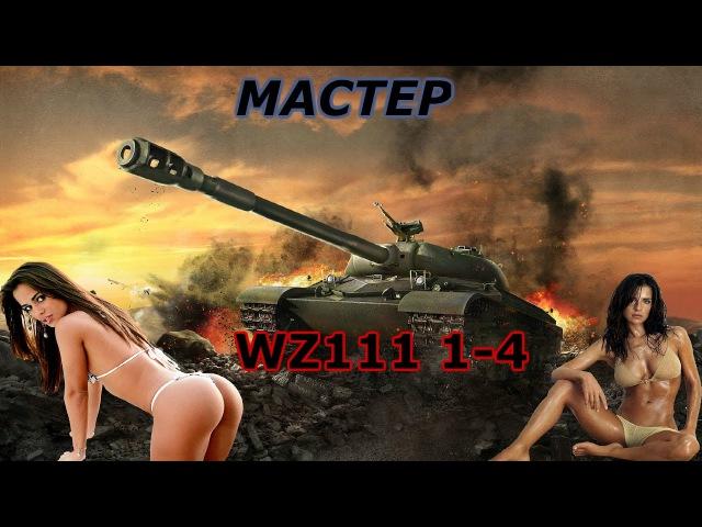 Мастер на WZ111 1-4