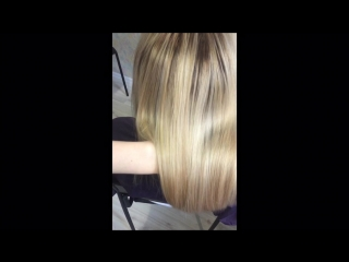 Мастер: os_popova (Попова Ольга). Ботокс для волос волос для Юлии.