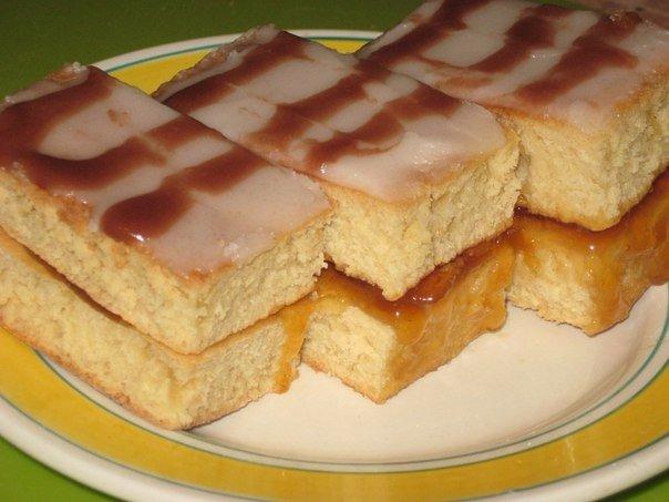 Пирожное как в детстве Размягченный маргарин - 100