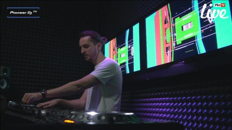 Клуб Гараж / DJ SCREAM ONE Studio Live Mix @ Pioneer DJ School | Moscow