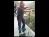 Китай. Стеклянный мост
