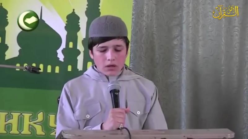 Билял Абдулхаликов чтец Корана из Дагестана (отрывки выступлений)