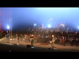 Глеб Самойлов (Агата Кристи) &amp The Matrixx з симфончним оркестром - Никто не выжил, никто не умер ( Кив - Жовтневий Палац ) 28