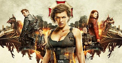 Resident Evil The Final Chapter in Hindi Dubbed Torrent