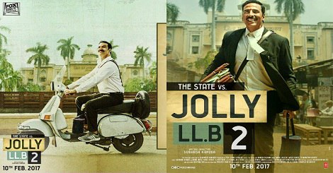 Jolly LLB 2 HD Movie
