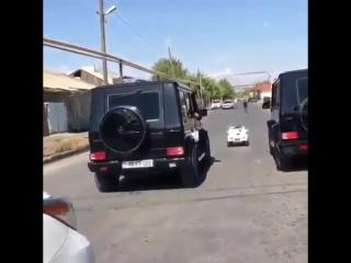 Бандиты на дороге.