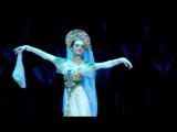 Ульяна Лопаткина - Русский танец (балет-Лебединое озеро)