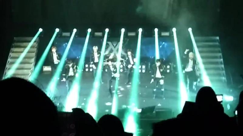 [VK][23.07.2017] MONSTA X fancam - 'Beautiful' @ 'THE 1ST WORLD TOUR' Beautiful in Los Angeles (D-1)