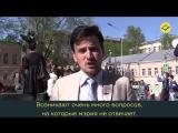 Александр Соловьев о митинге против реновации