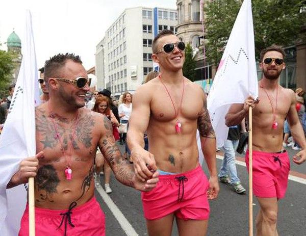Частное фото геев