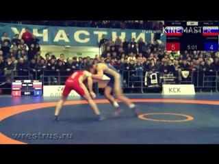 Чингиз Лабазанов/Поддубный гран при