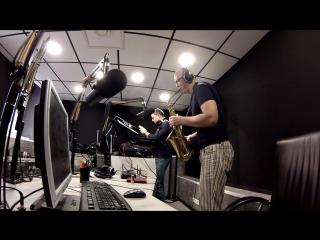 1 часть Запись эфира передачи Jazzy House радио Megapolis FM Москва.