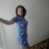 Анкета Ирина Афанасова