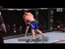 UFC Fight Night - 107 хайлайт OMIELANCZUK vs JOHNSON первый раунд