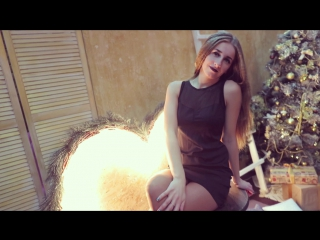 Фотосессия в стиле Новый год/ model Olga/ foto Ivan Peresypkin/ video StudioBro