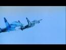 Су-35UB № 801 и Су-27СКМ № 305 Fighters собачьим боям Промо 360p